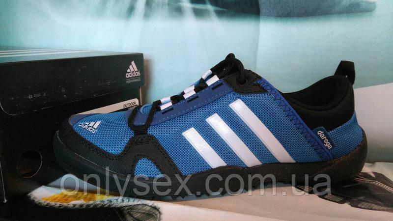 66256757 Мужские кроссовки Adidas Climacool Daroga синие , цена 1 490 грн ...