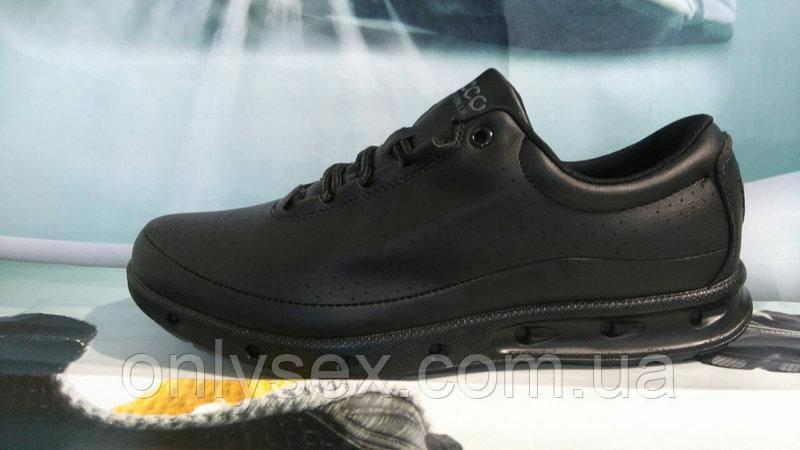 8f5af96a2c8321 Мужские кроссовки ECCO Goretex черные кожа , цена 1 550 грн., купить ...