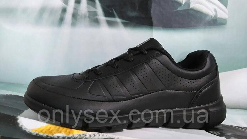 144f1f83bdd504 Мужские кроссовки ECCO Danish Design черные кожа , цена 1 750 грн ...