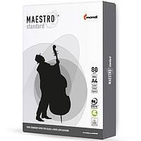 Офисная бумага А4 80 g/m2 белая Maestro Standard