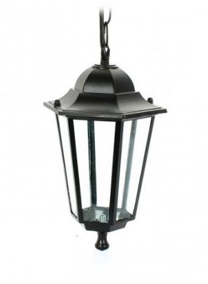 Raight Hausen Парковый светильник 6 граней 60W Е27 цепь