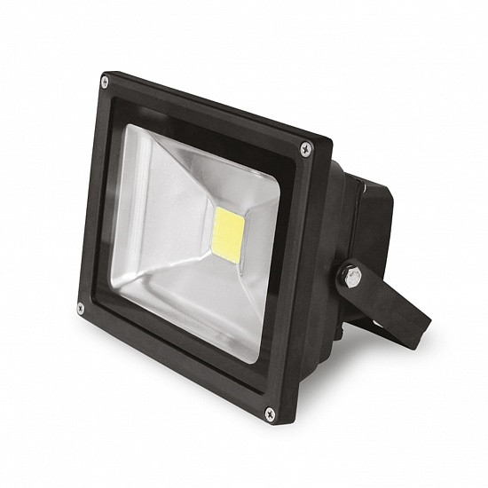 Світлодіодний прожектор EUROELECTRIC COB 10W 6500K classic
