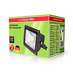 Світлодіодний прожектор EUROELECTRIC COB 10W 6500K classic, фото 2