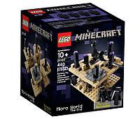 Конструктор Lego Minecraft Cuusoo 21107 Край