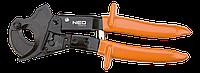 Кабелерiз NEO для мiдних алюмiнiєвих кабелiв, 250 мм, з трiскачкою