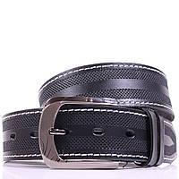 Мужской кожаный ремень LAZAR (ЛАЗАР) CFL40I1SH12