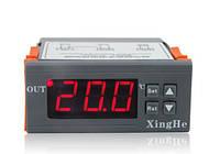Термореле термостат температурное реле терморегулятор XH-W2028 на 220В, фото 1