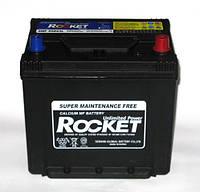 Аккумулятор автомобильный Rocket 6CT-60 АзЕ (55D23L)