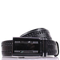 Мужской кожаный ремень LAZAR (ЛАЗАР) CFL35Y1A34