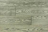 """Трехслойная однополосная паркетная доска """"Дуб Зебрано Браш"""", 15х150х1000-2200 мм."""