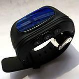 Детские умные часы Q50 с GPS трекером и функцией телефона (Black), фото 7