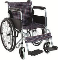 Механическая инвалидная коляска Golfi-2 Eko New, инвалидное кресло для дома и улицы