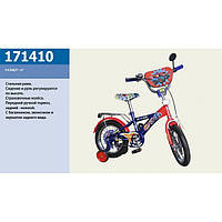 Детский Велосипед 2-х колес 14'' 171410