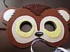 Карнавальная маска  Руди для сюжетно ролевых детских игр Юхо и его друз