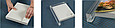 Превосходная фоторамка FUJI FRAME FUJIBLOX 30X30CM 6335409 черный, фото 2