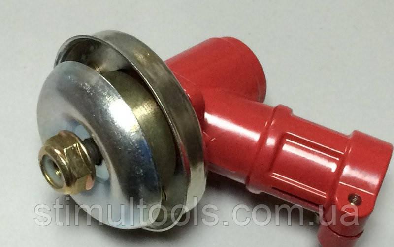 Редуктор для триммера нижний 4 шлица, 26 мм
