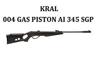 Пневматическая винтовка Kral 004 Syntetic Gas Piston AI-345SGP
