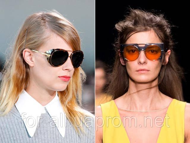 Модные очки 2017 года. Тенденции моды