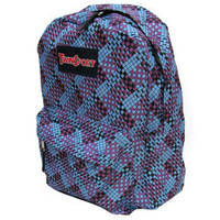 Рюкзак с карманом 42х30х13см Куб