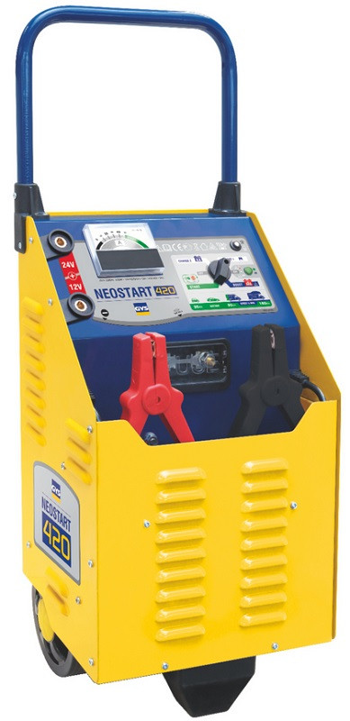 Пуско-зарядное устройство GYS Neostart 420 - 12/24V