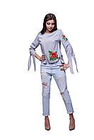 Женская блузка Б-4 Роза