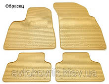 Резиновые коврики в салон BMW 3 (E92) 2006-2011 (STINGRAY)