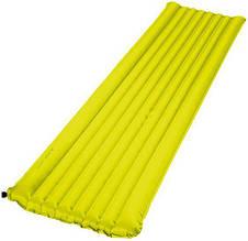 Удобный желтый туристический коврик VAUDE Norrsken Large 2014 4021573873019