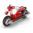 Конструктор серии INVENTOR 12 в 1 - Мотоциклы 1232, фото 3