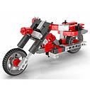 Конструктор серии INVENTOR 12 в 1 - Мотоциклы 1232, фото 4