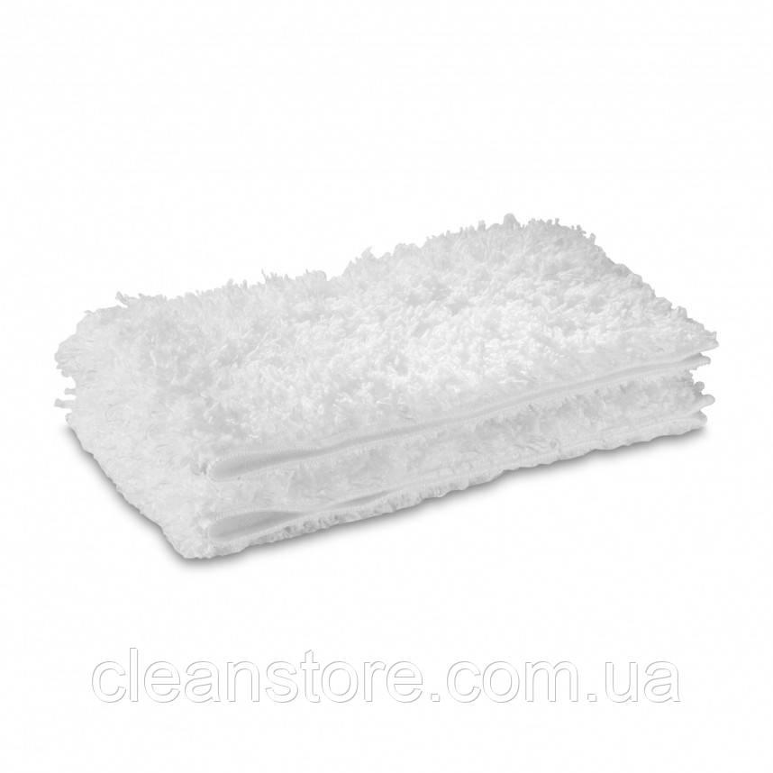 Салфетки для напольной насадки к пароочистилелям SC 4 и SC 5