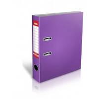 Папка-реєстратор А4  5см фіолетова