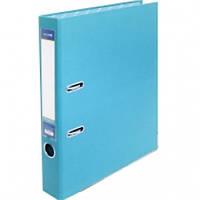 Папка-реєстратор А4 Economix, 50 мм, блакитна