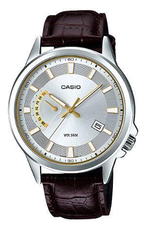 Мужские часы Casio MTP-E136L-7AVDF