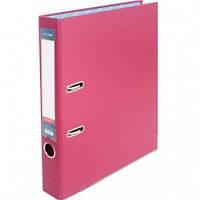 Папка-реєстратор А4 Economix, 50 мм, рожева