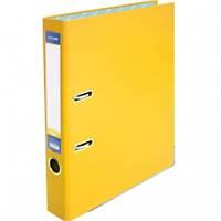 Папка-реєстратор А4 Economix, 50 мм, жовта