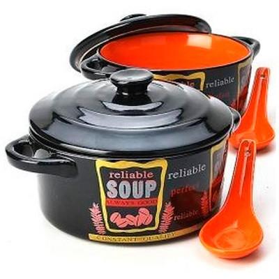 Посуда термостойкая жаропрочная