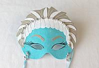 Карнавальная маска Эбби Боминейби  для сюжетно ролевых детских игр