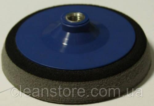 Насадка для полировочных кругов на липучке с пористым каучуком