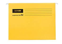 Файл підвісний А4 Economix, картоний, асорті