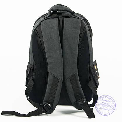 Спортивний рюкзак Адідас - т. сірий - 963, фото 2