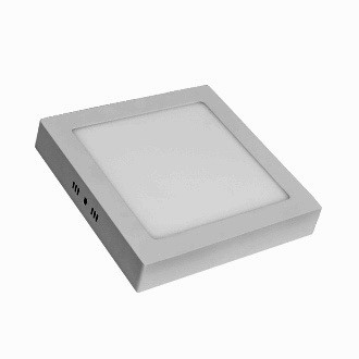 LED-светильник Eurolamp Downlight NEW 6W 500Lm Ra93 4000K квадратный