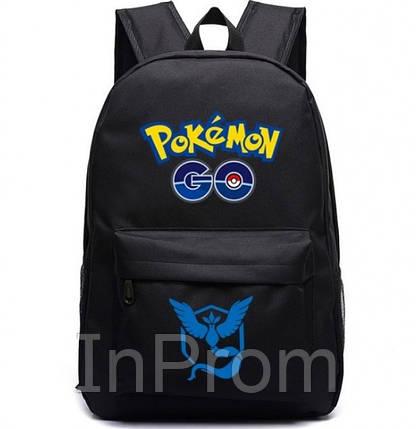 Рюкзак Pokemon Go Blue, фото 2
