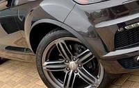 Расширители арок Audi Q7 2005-2015