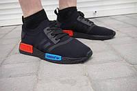 Мужские кроссовки Adidas Originals NMD Runner черные