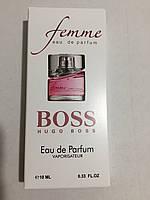 Туалетная вода ОАЭ Hugo Boss Femme 10ml оптом