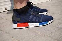 Мужские кроссовки Adidas Originals NMD Runner темно-синие
