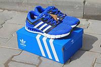 Мужские повседневные кроссовки Adidas Clima Cool синие