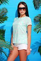 Блуза MarSe 1729 (42-50) мята