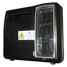 Ящик для 1/3-фазного счетчика DOT-3.1 9 модулей IP54, NiK электронный, фото 2