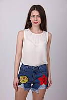Молодіжні джинсові шорти, фото 1